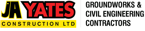 JA Yates Construction Ltd - Groundworks & Civil Engineering contractors